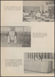 Page 48, 1955 Edition, Incarnate Word Academy - Aurora Yearbook (Corpus Christi, TX) online yearbook collection