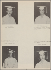 Page 16, 1958 Edition, Incarnate Word Academy - Aurora Yearbook (Corpus Christi, TX) online yearbook collection