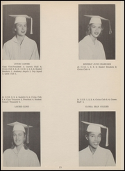Page 17, 1958 Edition, Incarnate Word Academy - Aurora Yearbook (Corpus Christi, TX) online yearbook collection
