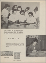 Page 8, 1958 Edition, Incarnate Word Academy - Aurora Yearbook (Corpus Christi, TX) online yearbook collection