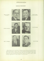 Page 12, 1950 Edition, Corrigan High School - Blue Quill Yearbook (Corrigan, TX) online yearbook collection