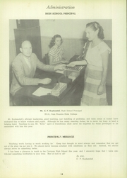 Page 14, 1950 Edition, Corrigan High School - Blue Quill Yearbook (Corrigan, TX) online yearbook collection