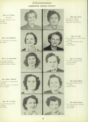 Page 16, 1950 Edition, Corrigan High School - Blue Quill Yearbook (Corrigan, TX) online yearbook collection
