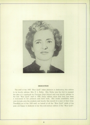Page 8, 1950 Edition, Corrigan High School - Blue Quill Yearbook (Corrigan, TX) online yearbook collection