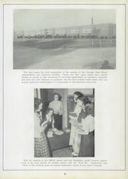 Page 9, 1950 Edition, Corrigan High School - Blue Quill Yearbook (Corrigan, TX) online yearbook collection