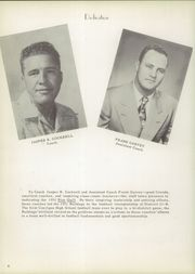 Page 10, 1952 Edition, Corrigan High School - Blue Quill Yearbook (Corrigan, TX) online yearbook collection