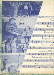Page 2, 1952 Edition, Corrigan High School - Blue Quill Yearbook (Corrigan, TX) online yearbook collection