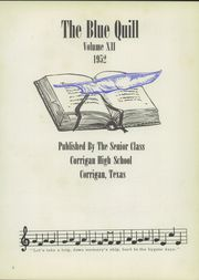 Page 7, 1952 Edition, Corrigan High School - Blue Quill Yearbook (Corrigan, TX) online yearbook collection