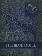 1956 Edition, Corrigan High School - Blue Quill Yearbook (Corrigan, TX)