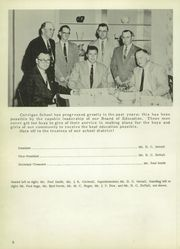 Page 10, 1959 Edition, Corrigan High School - Blue Quill Yearbook (Corrigan, TX) online yearbook collection