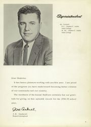 Page 11, 1959 Edition, Corrigan High School - Blue Quill Yearbook (Corrigan, TX) online yearbook collection