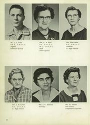 Page 14, 1959 Edition, Corrigan High School - Blue Quill Yearbook (Corrigan, TX) online yearbook collection