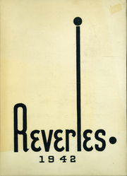 Page 1, 1942 Edition, Our Lady of Good Counsel Academy - Reveries Yearbook (Dallas, TX) online yearbook collection