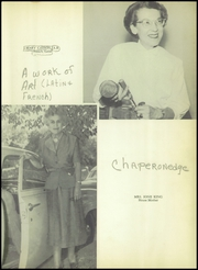 Page 15, 1953 Edition, Radford School - Ocotillo Yearbook (El Paso, TX) online yearbook collection