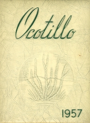 Page 1, 1957 Edition, Radford School - Ocotillo Yearbook (El Paso, TX) online yearbook collection