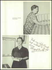 Page 13, 1957 Edition, Radford School - Ocotillo Yearbook (El Paso, TX) online yearbook collection