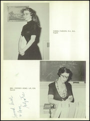 Page 14, 1957 Edition, Radford School - Ocotillo Yearbook (El Paso, TX) online yearbook collection