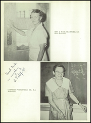 Page 16, 1957 Edition, Radford School - Ocotillo Yearbook (El Paso, TX) online yearbook collection