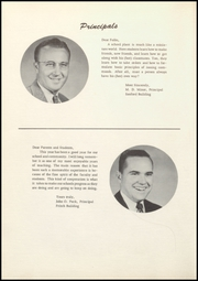 Page 10, 1955 Edition, Sanford Fritch Schools - Eagle Yearbook (Fritch, TX) online yearbook collection