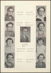 Page 13, 1955 Edition, Sanford Fritch Schools - Eagle Yearbook (Fritch, TX) online yearbook collection
