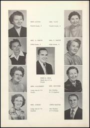 Page 14, 1955 Edition, Sanford Fritch Schools - Eagle Yearbook (Fritch, TX) online yearbook collection