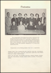 Page 6, 1955 Edition, Sanford Fritch Schools - Eagle Yearbook (Fritch, TX) online yearbook collection