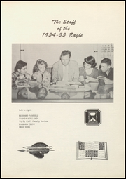 Page 7, 1955 Edition, Sanford Fritch Schools - Eagle Yearbook (Fritch, TX) online yearbook collection
