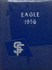 Page 1, 1956 Edition, Sanford Fritch Schools - Eagle Yearbook (Fritch, TX) online yearbook collection