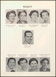 Page 15, 1956 Edition, Sanford Fritch Schools - Eagle Yearbook (Fritch, TX) online yearbook collection