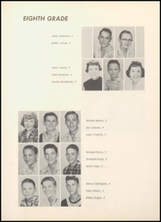 Page 17, 1956 Edition, Sanford Fritch Schools - Eagle Yearbook (Fritch, TX) online yearbook collection