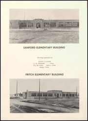 Page 6, 1956 Edition, Sanford Fritch Schools - Eagle Yearbook (Fritch, TX) online yearbook collection