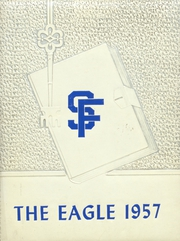 Page 1, 1957 Edition, Sanford Fritch Schools - Eagle Yearbook (Fritch, TX) online yearbook collection
