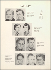 Page 12, 1957 Edition, Sanford Fritch Schools - Eagle Yearbook (Fritch, TX) online yearbook collection
