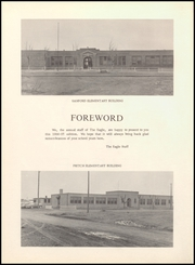 Page 6, 1957 Edition, Sanford Fritch Schools - Eagle Yearbook (Fritch, TX) online yearbook collection