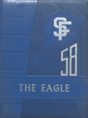 Page 1, 1958 Edition, Sanford Fritch Schools - Eagle Yearbook (Fritch, TX) online yearbook collection