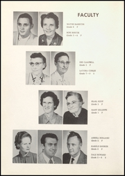 Page 12, 1958 Edition, Sanford Fritch Schools - Eagle Yearbook (Fritch, TX) online yearbook collection