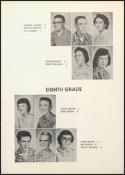 Page 15, 1958 Edition, Sanford Fritch Schools - Eagle Yearbook (Fritch, TX) online yearbook collection