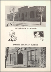 Page 6, 1958 Edition, Sanford Fritch Schools - Eagle Yearbook (Fritch, TX) online yearbook collection