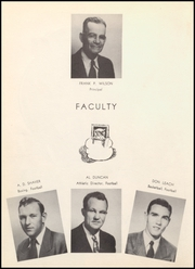 Page 12, 1949 Edition, McLean High School - Tumbleweed Yearbook (McLean, TX) online yearbook collection