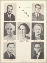 Page 10, 1950 Edition, McLean High School - Tumbleweed Yearbook (McLean, TX) online yearbook collection