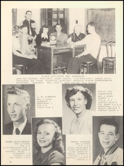 Page 12, 1950 Edition, McLean High School - Tumbleweed Yearbook (McLean, TX) online yearbook collection