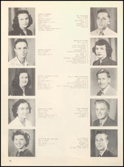 Page 14, 1950 Edition, McLean High School - Tumbleweed Yearbook (McLean, TX) online yearbook collection