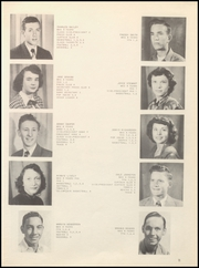 Page 15, 1950 Edition, McLean High School - Tumbleweed Yearbook (McLean, TX) online yearbook collection
