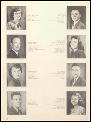 Page 16, 1950 Edition, McLean High School - Tumbleweed Yearbook (McLean, TX) online yearbook collection