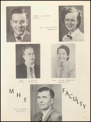 Page 9, 1950 Edition, McLean High School - Tumbleweed Yearbook (McLean, TX) online yearbook collection
