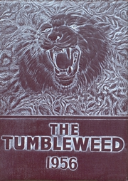 Page 1, 1956 Edition, McLean High School - Tumbleweed Yearbook (McLean, TX) online yearbook collection