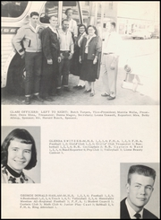 Page 12, 1956 Edition, McLean High School - Tumbleweed Yearbook (McLean, TX) online yearbook collection