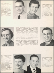 Page 13, 1956 Edition, McLean High School - Tumbleweed Yearbook (McLean, TX) online yearbook collection