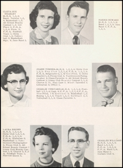 Page 14, 1956 Edition, McLean High School - Tumbleweed Yearbook (McLean, TX) online yearbook collection