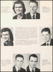 Page 15, 1956 Edition, McLean High School - Tumbleweed Yearbook (McLean, TX) online yearbook collection